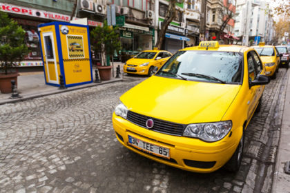 How different are taxis around the world